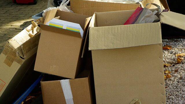 cajas mudanza
