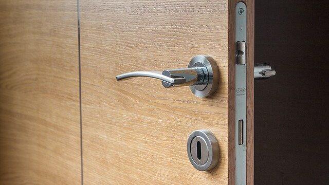 cerradura seguridad